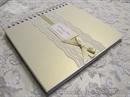 Knjiga dojmoova Album Guestbook krem
