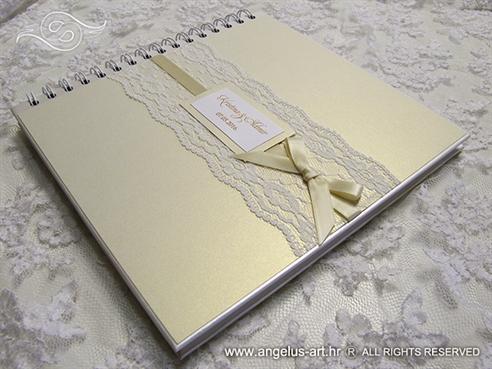 Cream Album / Guestbook