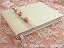 Knjiga gostiju za vjenčanje Romantične ruže