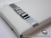 Wedding guestbook - Silver Luxury