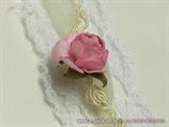 knjiga utisaka za vjenčanje s rozom ružom