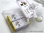 Konfet čokolacice 1