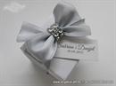 Konfet za vjenčanje Silver Bow