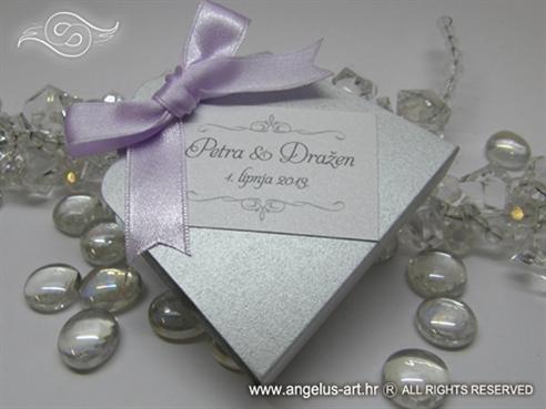 Lavanda Lilac Silver