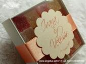 Konfet za vjenčanje Žele kocke