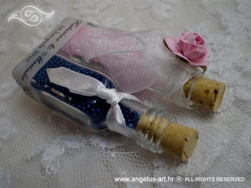 konfet za vjenčanje sol za kupanje mladenci