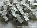 konfet za vjenčanje sušena lavanda u organdij vrećici