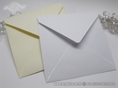 Koverta Kuverta 15 x15cm bijela  MAT