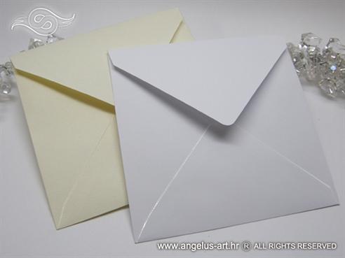 Kuverta 15 x15cm MAT