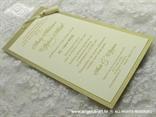 kraljevska pozivnica za vjenčanje s kićankom i coflekom