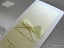 Menu za vjenčanje - Trendy Cream