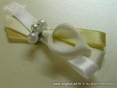 Kitica za rever za goste vjenčanja - Krem Kala