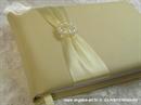 Knjiga gostiju za vjenčanje Cream Elegance