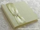 Knjiga za prstenje Cream Butterfly
