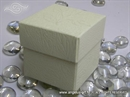 Krem kutijica za konfete sa poklopcem