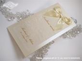 Menu za vjenčanje - Exclusive Cream