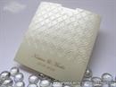 Pozivnica za vjenčanje - Cream Ornament Charm