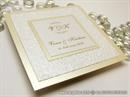 Pozivnica za vjenčanje - Per Sempre Cream