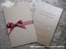 Pozivnica za vjenčanje Charm Rose