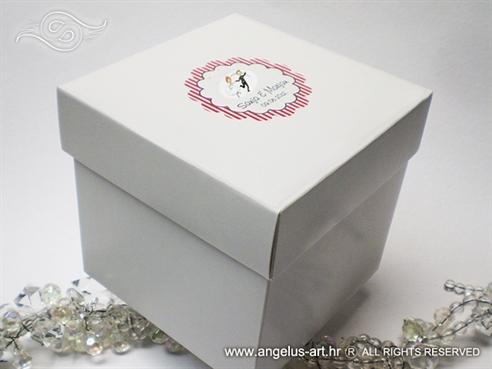 Kutija  12x12x12cm
