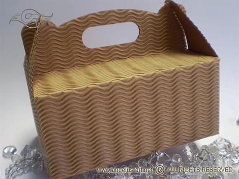 Mustache Cake Box