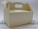 Perlasta krem kutija za kolače