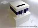 Kutija za kuverte - Purple Bow Cake