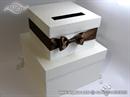 Kutija za kuverte - Brown Bow Cake