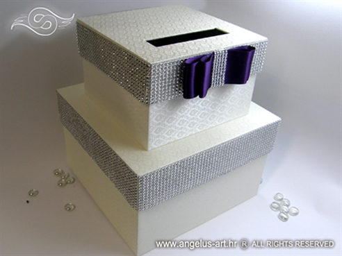 Purple Shine Cake