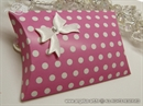 Poklon za goste - Pillow Box