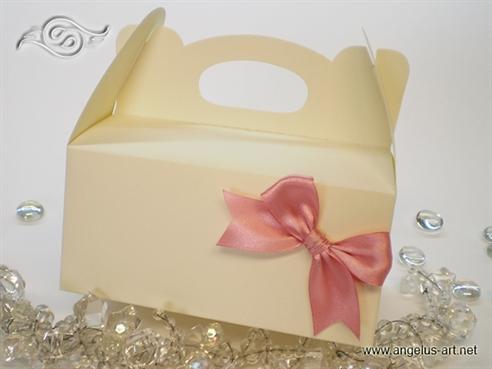 Krem kutija za kolače (manja)