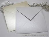 Kuverta perlasta 15 x 15 cm - DIY