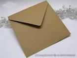 Kuverta 15x15cm EKO