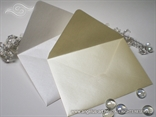 Kuverta perlasta 12x17 cm