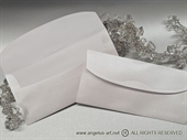 Bijela Perla kuverta 22x10cm