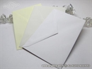 Kuverta 12x18 cm za samostalnu izradu pozivnica - uradi sam pozivice DIY