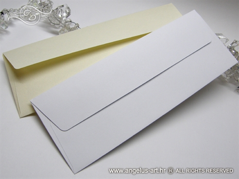 Kuverta 21,5x8 cm
