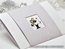 Pozivnica za vjenčanje Lavander True Love