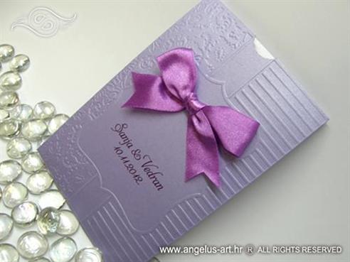 Lilac Frame Charm
