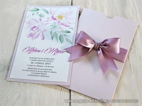 Lilac Flower Charm