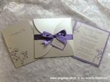 lilac beauty pozivnica s drugačijim tiskom i dekoracijama