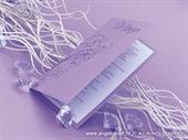 Menu za vjenčanje - Lilac Beauty