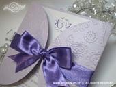 Pozivnica za vjenčanje Lavander Diva
