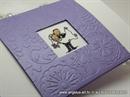Pozivnica za vjenčanje Lilac True Love