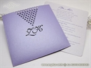 Pozivnica za vjenčanje - Lilac Charm - L