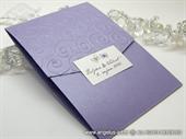 Zahvalnica za vjenčanje Classic Lilac