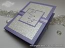 Zahvalnica za vjenčanje - Exclusive Lilac Book
