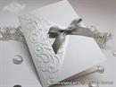 Zahvalnica za vjenčanje - Luxury White