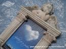 Poklon za goste - Okvir s anđelom