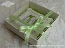 magnet u kutijici za vjenčanje